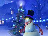 Christmas 3D Screensaver