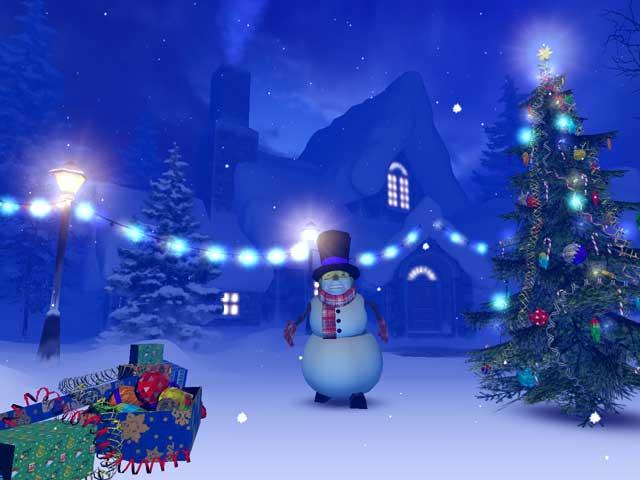Holidays 3D Screensavers - Christmas - Early holidays with Christmas ...