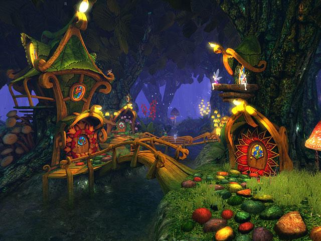 Fantasy 3d Screensavers Fairy Forest A Magical Fairy