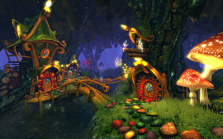 Screenshots for fairy forest 3d screensaver 1 - Free fairy wallpaper and screensavers ...
