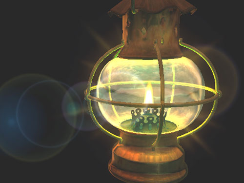Lantern 3D Screensaver 1.0