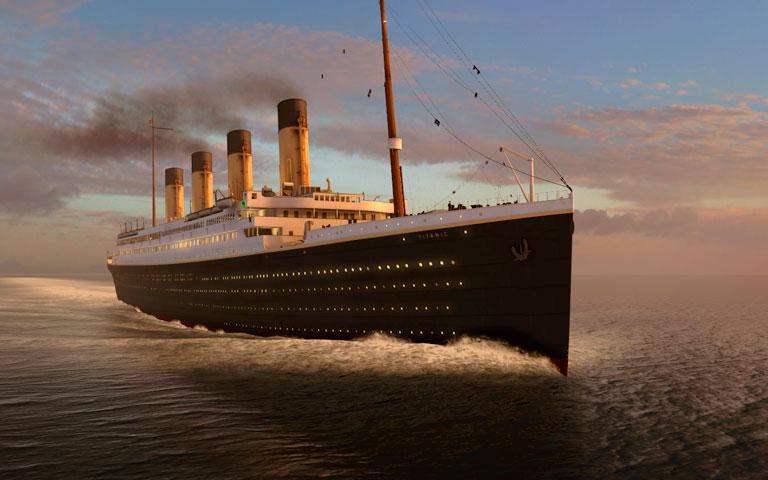 دانلود Titanic Memories 3D Screensaver v1.0 Build2 - اسکرین سیور خاطرات تایتانیک