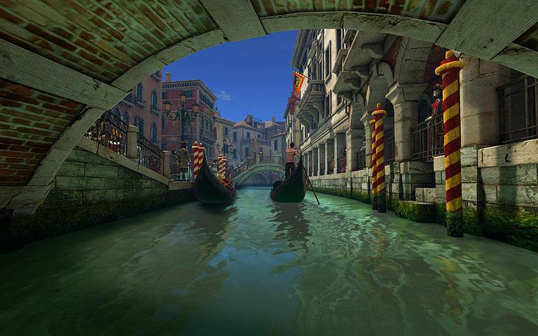Screenshots for Venice Carnival 3D Screensaver - 5