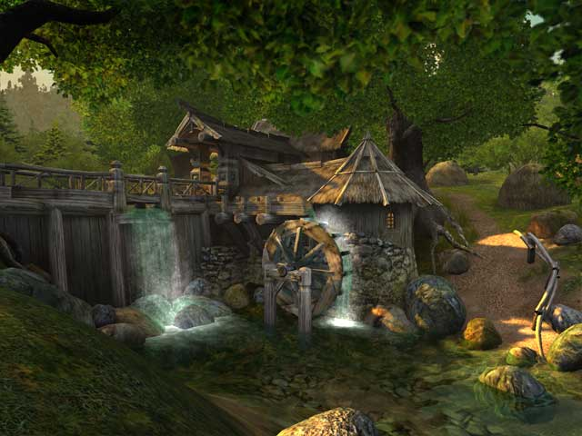 "Watermill 3D Screensaver has been called ""digital masterpiece"", ""heaven on your screen"", and ""one of the most beautiful screensavers ever created."" But really - it"