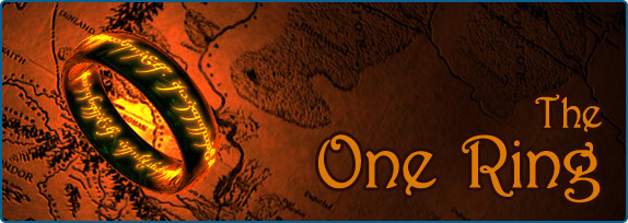 Fantasy 3d Screensavers The One Ring Freeware The Lord