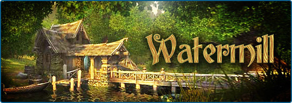 Nature 3d Screensavers Watermill Stunningly Beautiful