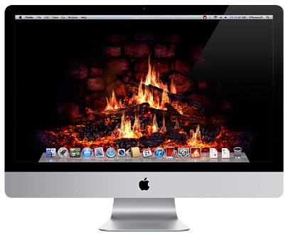 Mac OS X 3D Screensave...