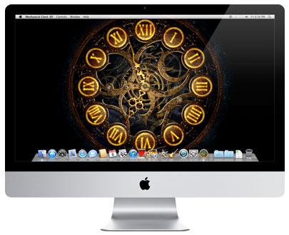 mechanical clock 3d screensaver 1.2 keygen 44