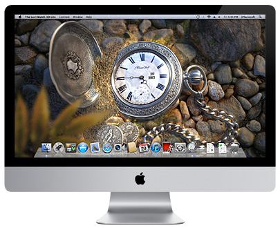 free download lost watch 3d screensaver The_lost_watch_lite